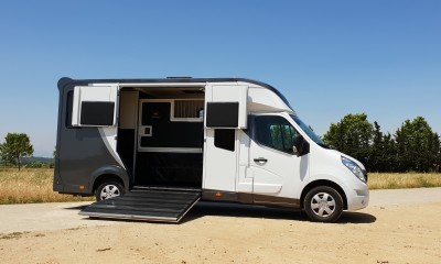 HORSEBOX AMELINE LUX 5PLACE